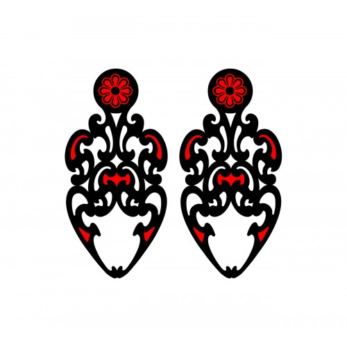 (H)Earrings